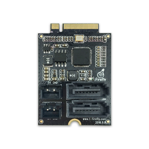 PCIe M.2 to SATA3.0 Adapter Board